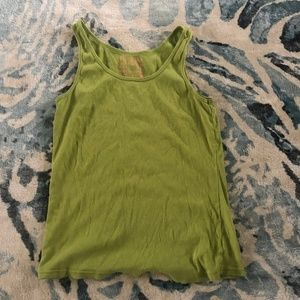Old Navy Best Tee Ever Green Ribbed 2x